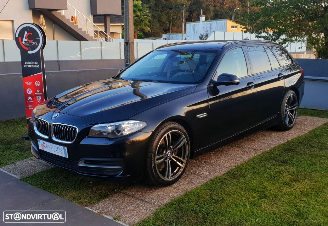 BMW 520 DA Steptronic - 6