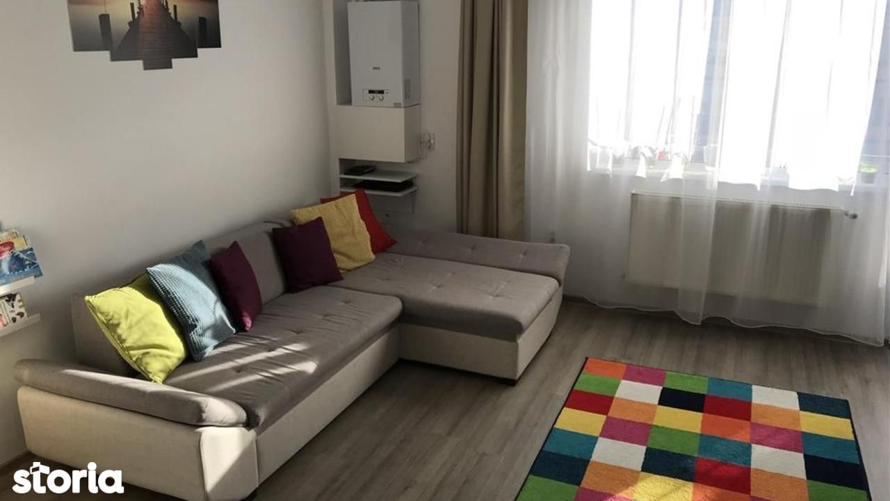 Apartament de vanzare, Cluj (judet), Strada George Gordon Byron - Foto 2