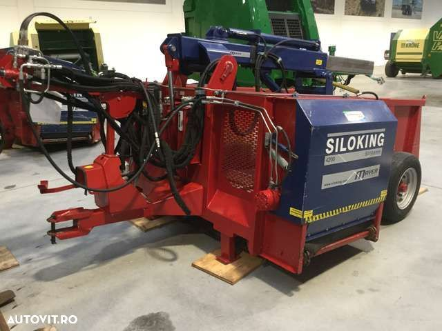 Siloking DA4200 Silage Block Cutter - 1