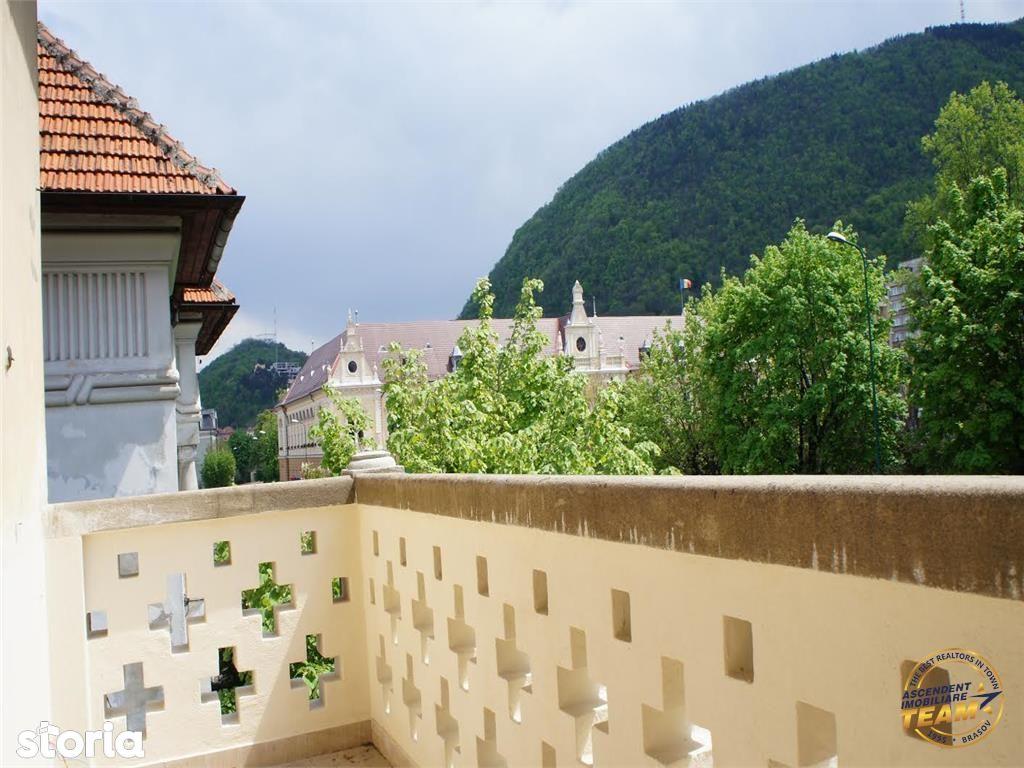 Birou de inchiriat, Brașov (judet), Strada Nicolae Iorga - Foto 1