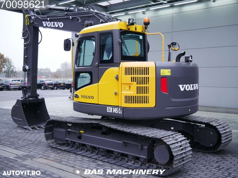 Volvo ECR145CL NEW unused 2018 - Airconditioning - 2