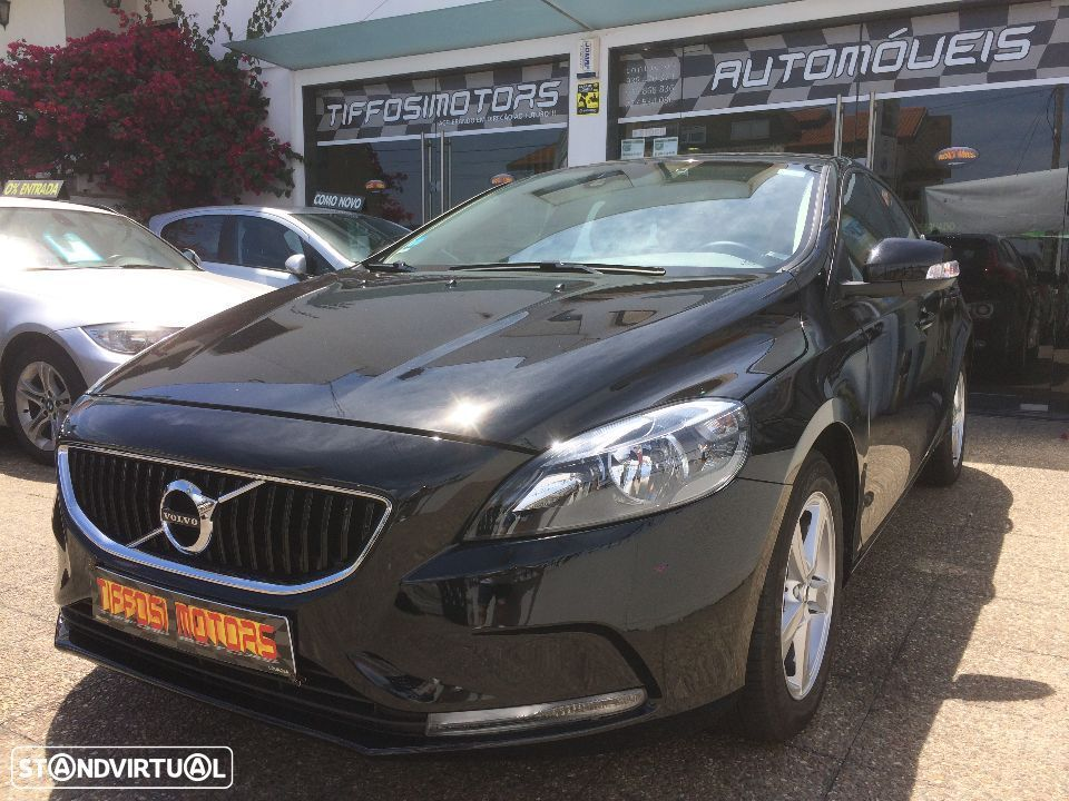 Volvo V40 2.0 D2 Kinetic Eco - 1