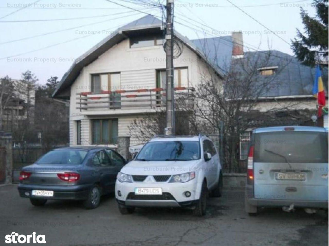 Casa de vanzare, Suceava (judet), Strada Pictor Șerban Rusu Arbore - Foto 1