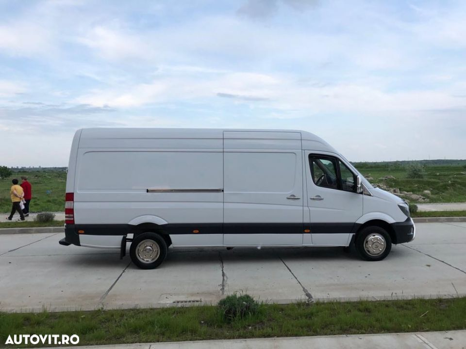 Mercedes-Benz Sprinter 416 516 - 3
