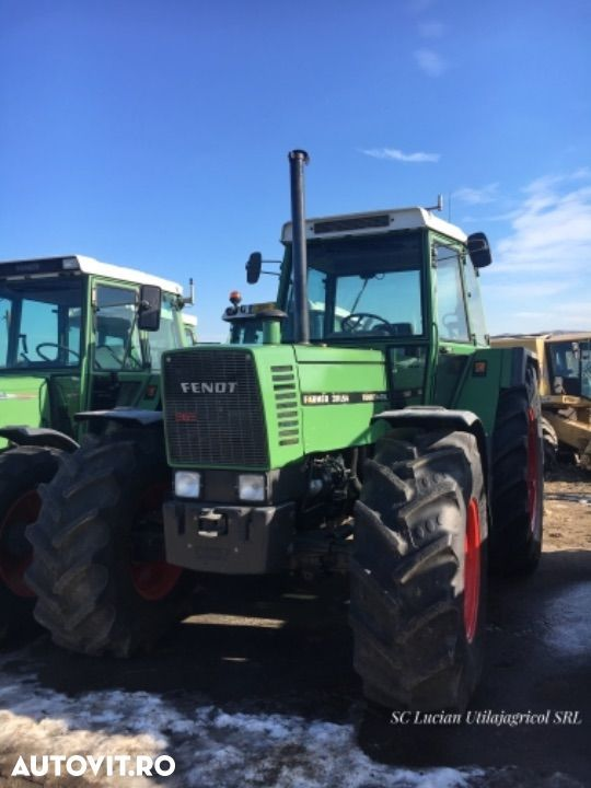Fendt Farmer 311 LSA Turbomatik 2