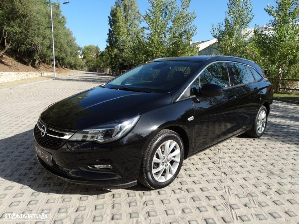 Opel Astra Sports Tourer 1.6 CDTi Innovation S/S - 5