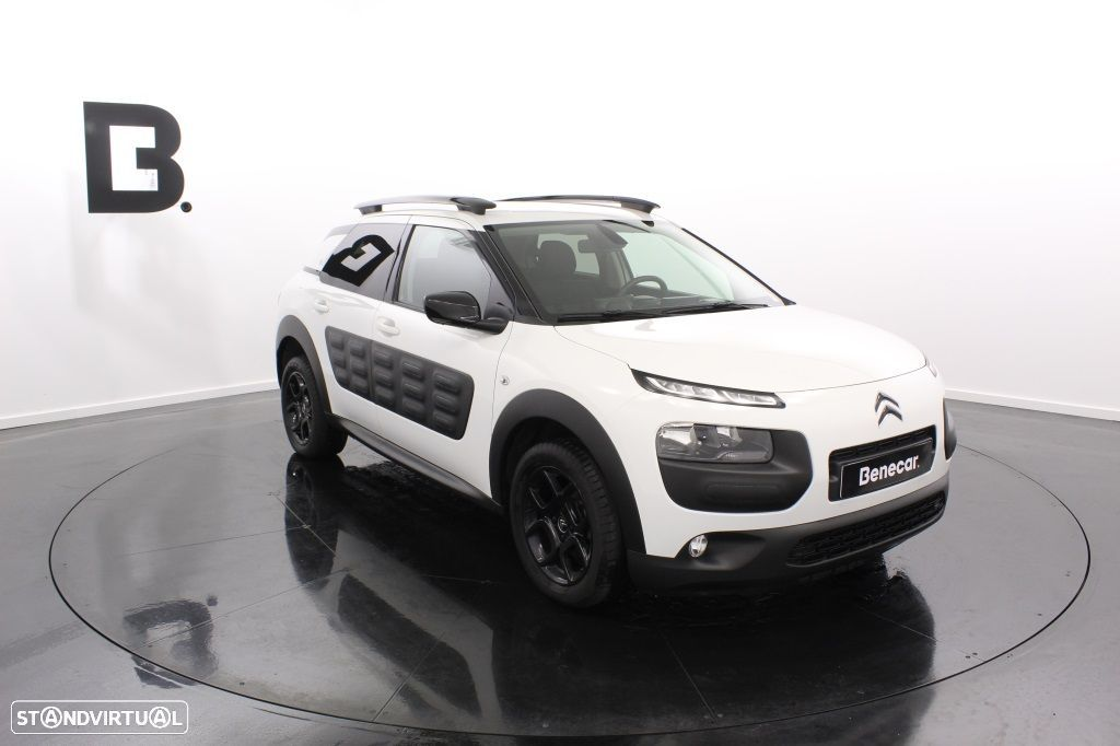 Citroën C4 Cactus 1.2 Pure Tech - 11