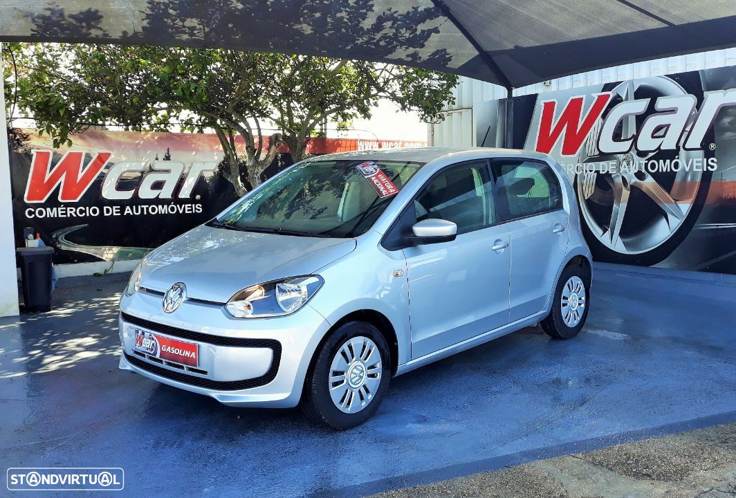 VW Up 1.0 BLUEMOTION - 1
