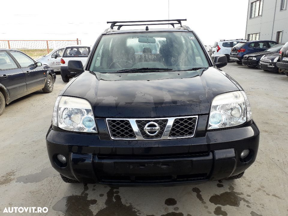 Trager Nissan X-trail 2,2 dci 2006 - 1