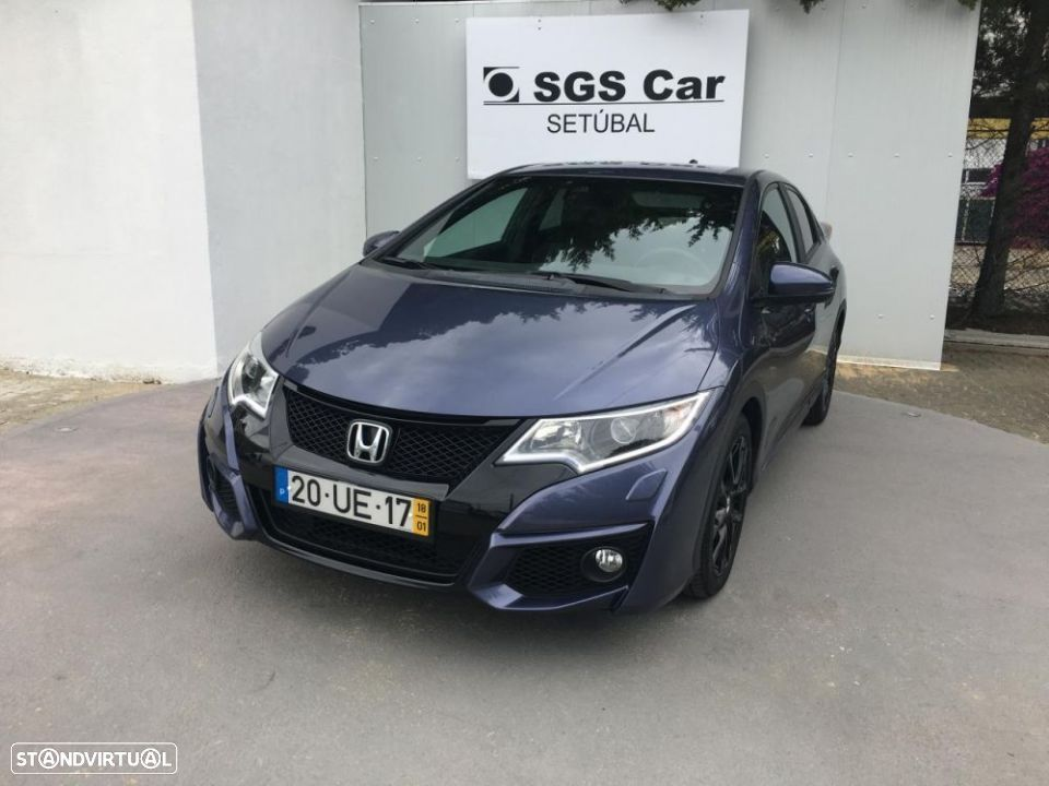 Honda Civic Sport 1.6 i DTEC Connect NAVI - 1