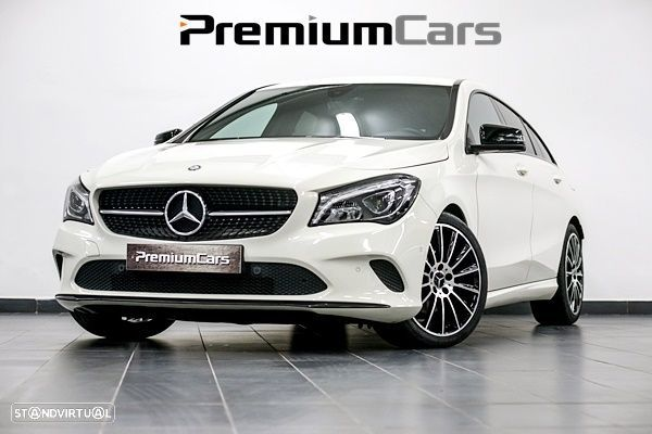 Mercedes-Benz CLA 220 Shooting Brake (IVA 23% Descriminado) - 4