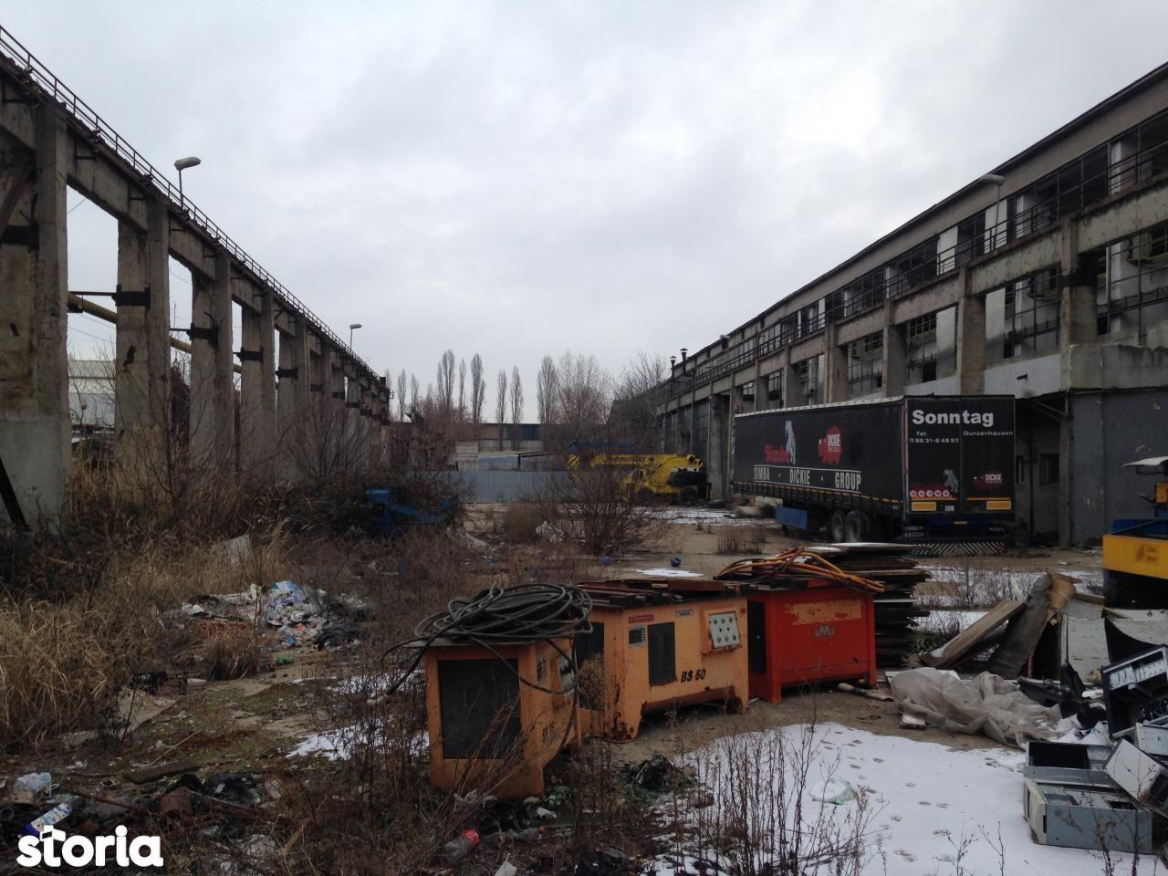 Depozit / Hala de vanzare, București (judet), Trapezului - Foto 17