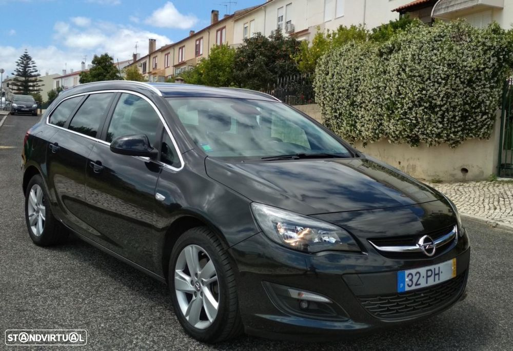 Opel Astra Sports Tourer 1.6 CDTi Executive S/S - 20