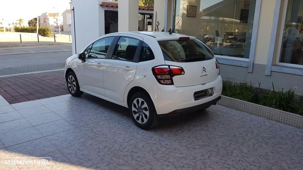 Citroën C3 1.6 bluehdi seduction - 17