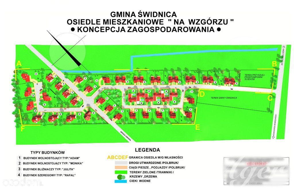 Działka na sprzedaż, Świdnica, zielonogórski, lubuskie - Foto 3