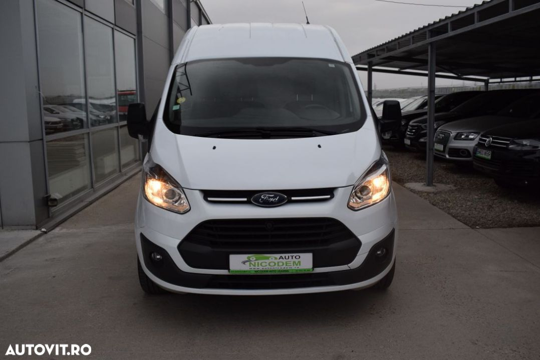 Ford Transit Custom - 2