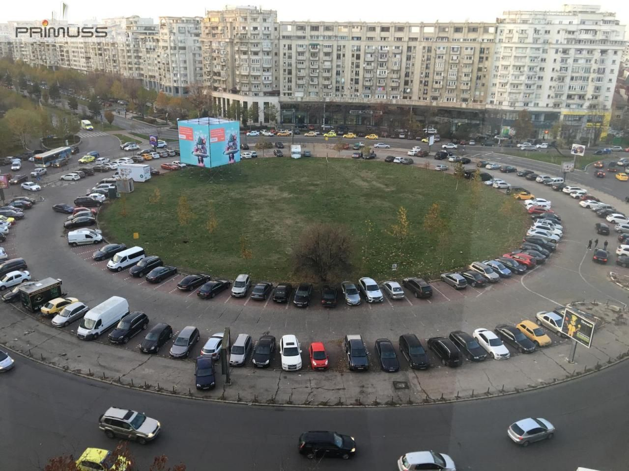 Birou de inchiriat, București (judet), Piața Alba Iulia - Foto 1