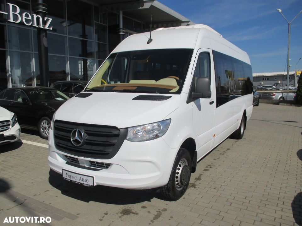 Mercedes-Benz Sprinter 516 Cdi - 21