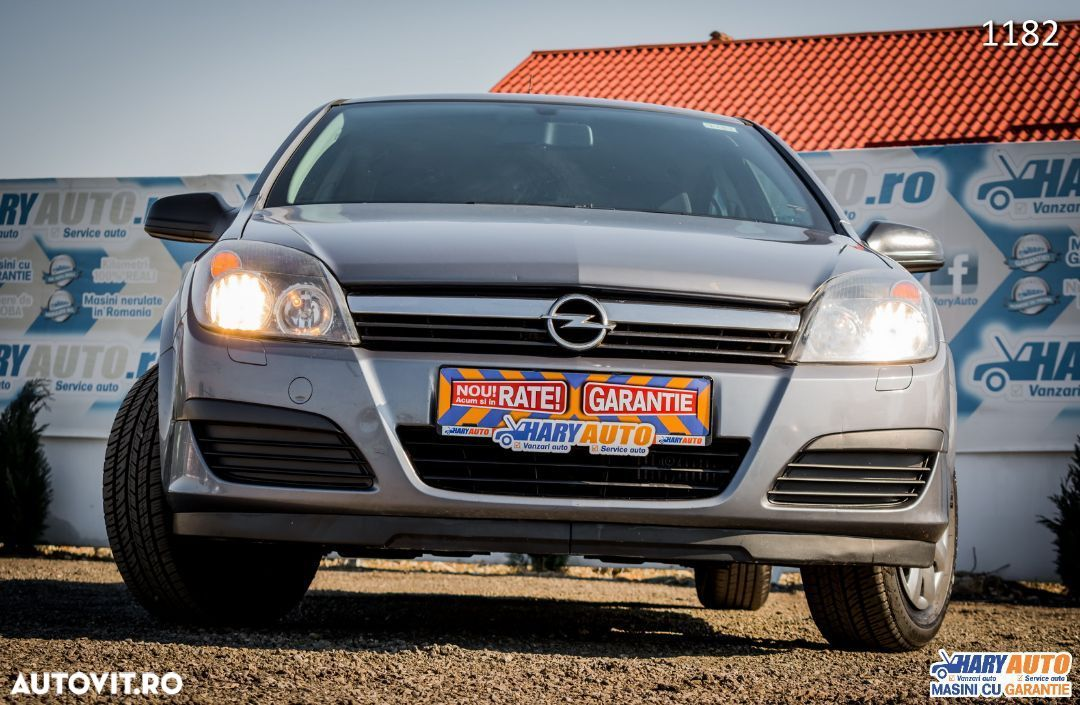Opel Astra H - 4