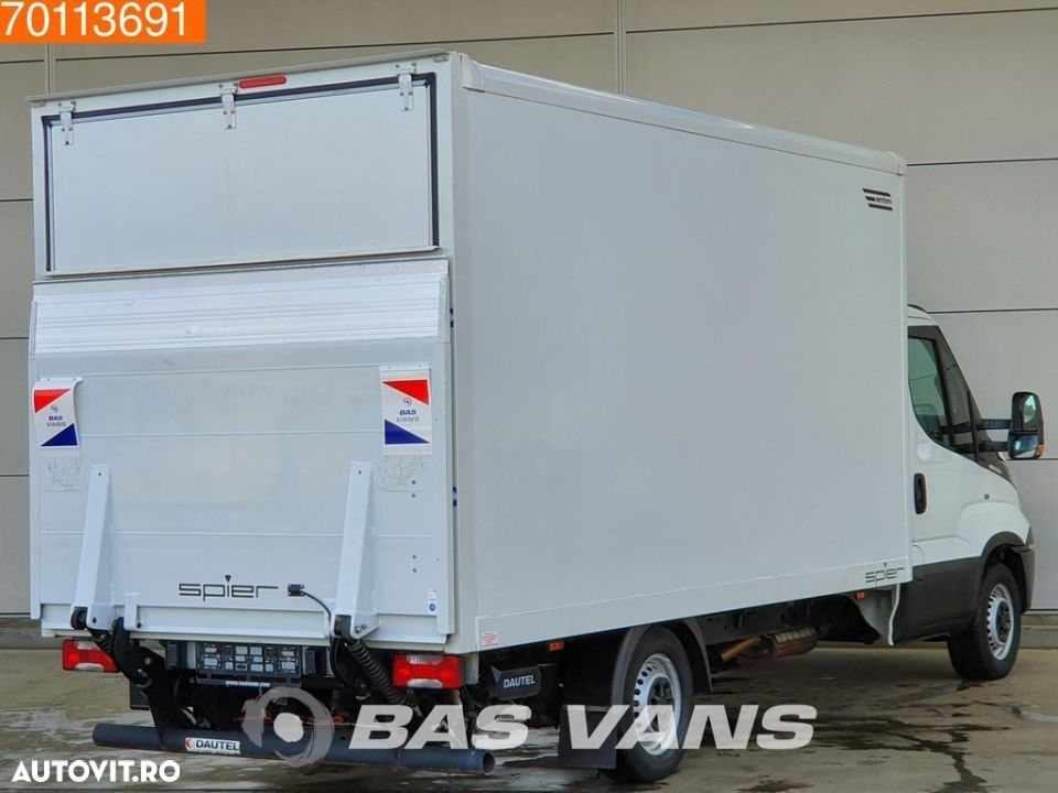 Iveco Daily 35S13 2.3 HPI Bakwagen Automaat Laadklep 18m3 Airco Cruise - 5