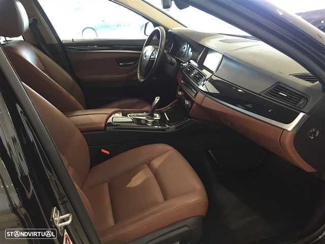 BMW 520 d Line Luxury Auto - 13