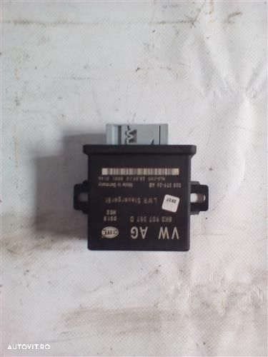 Calculator range control Audi Q5 An 2009-2015 cod 8K0907357D - 1