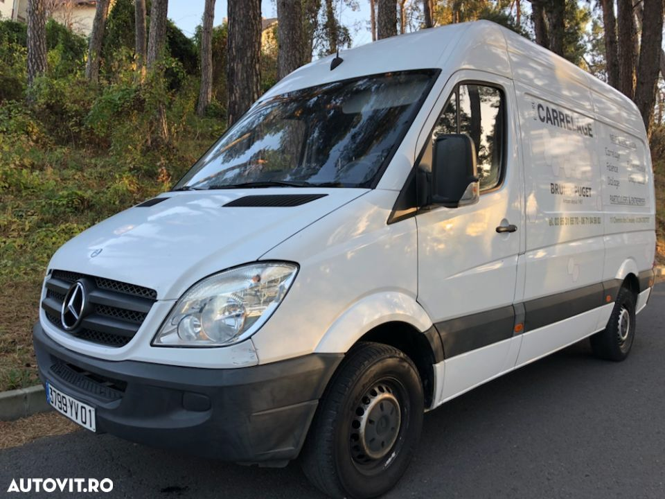 Mercedes-Benz Sprinter - 7