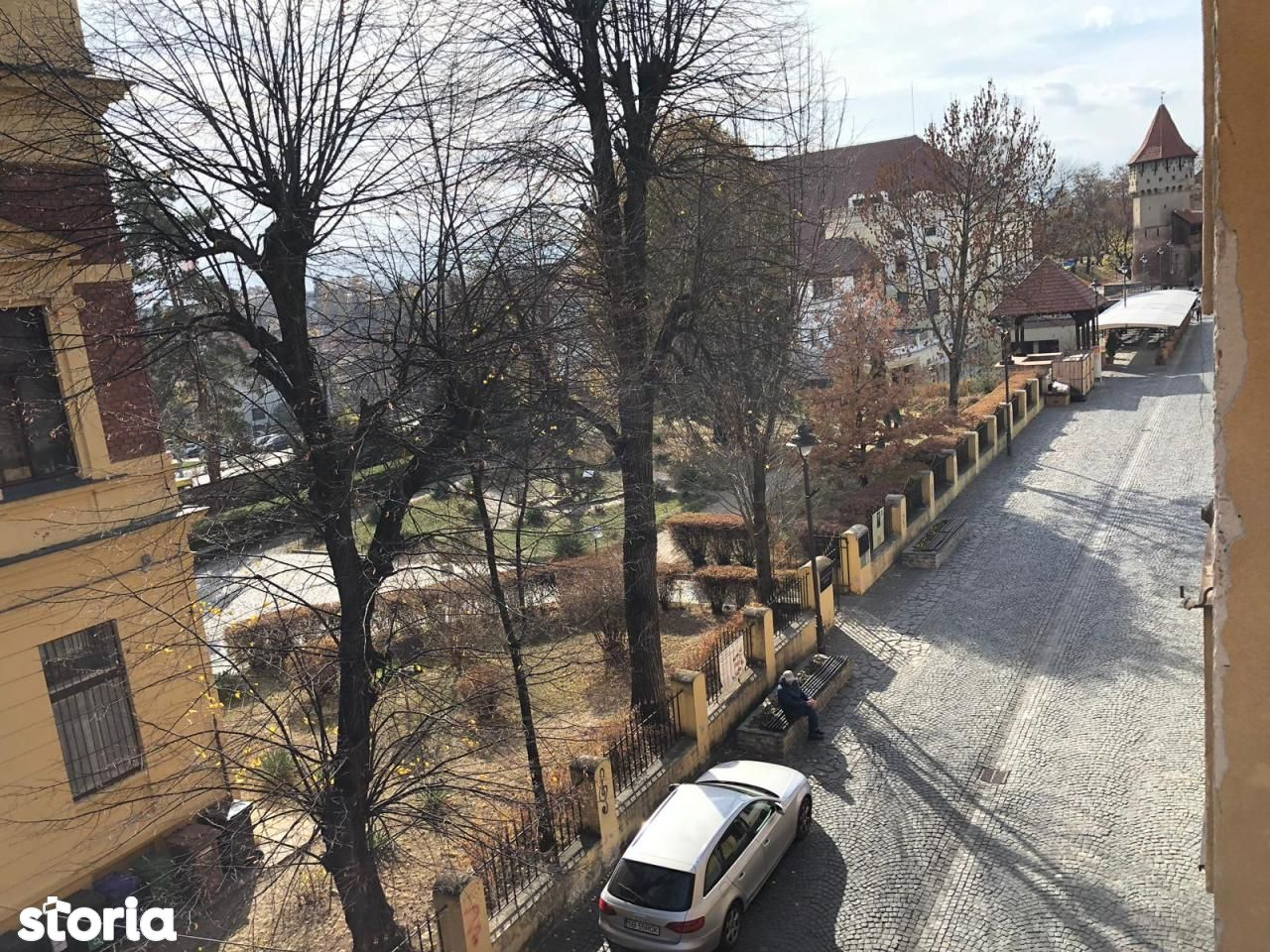 Apartament de vanzare, Sibiu (judet), Orasul de Sus - Foto 10