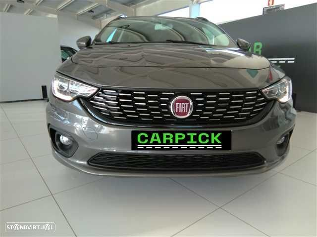 Fiat Tipo 1.6 M-Jet Lounge DCT - 4