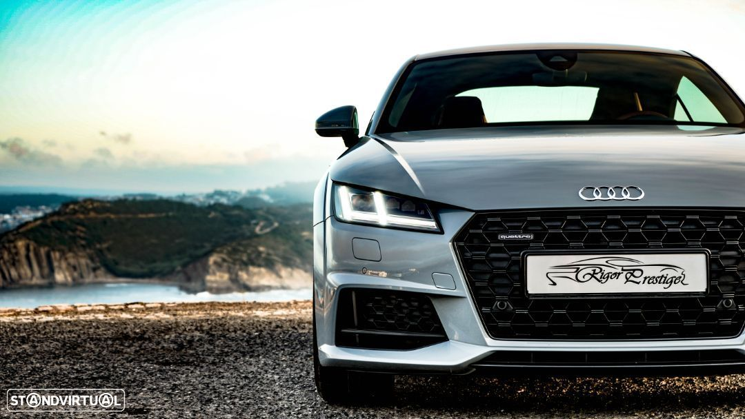 Audi TT 20 Years Limited Edition - 6