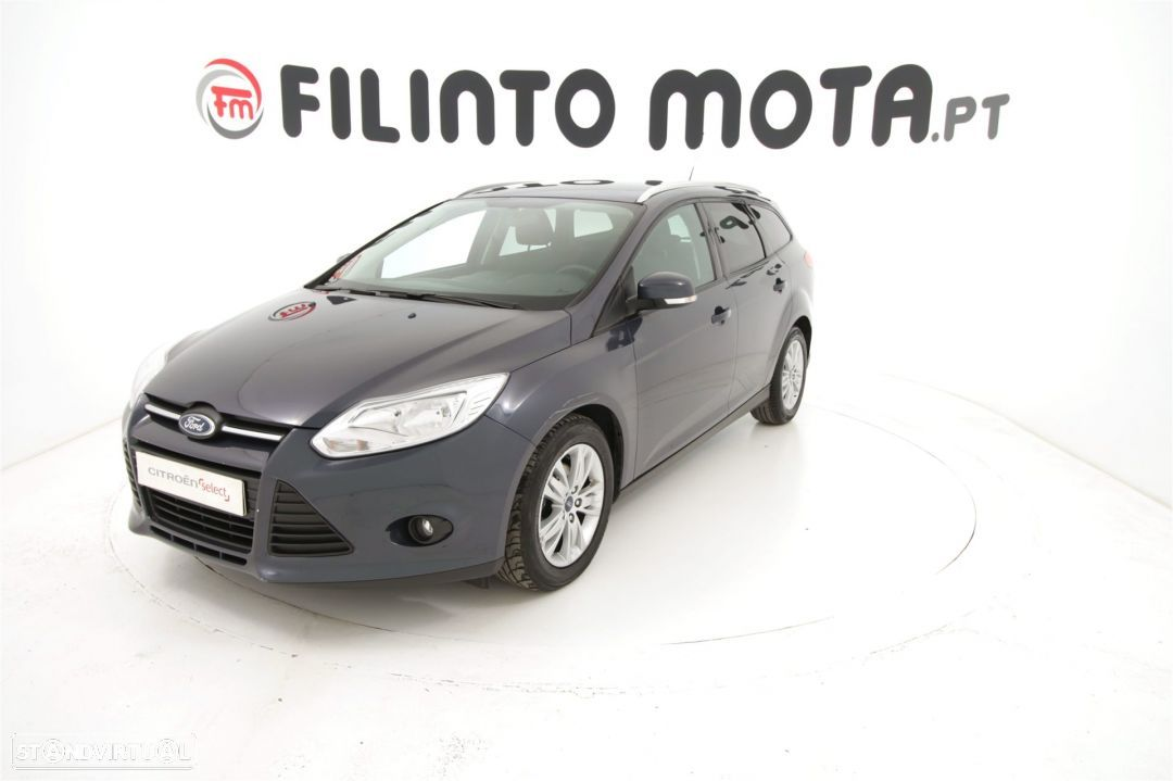 Ford Focus SW 1.6 TDCi Trend Easy - 25