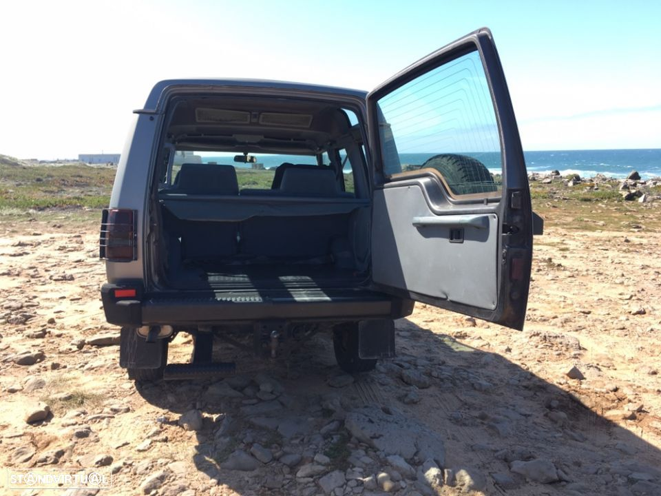 Land Rover Discovery 2.5 TDI - 6