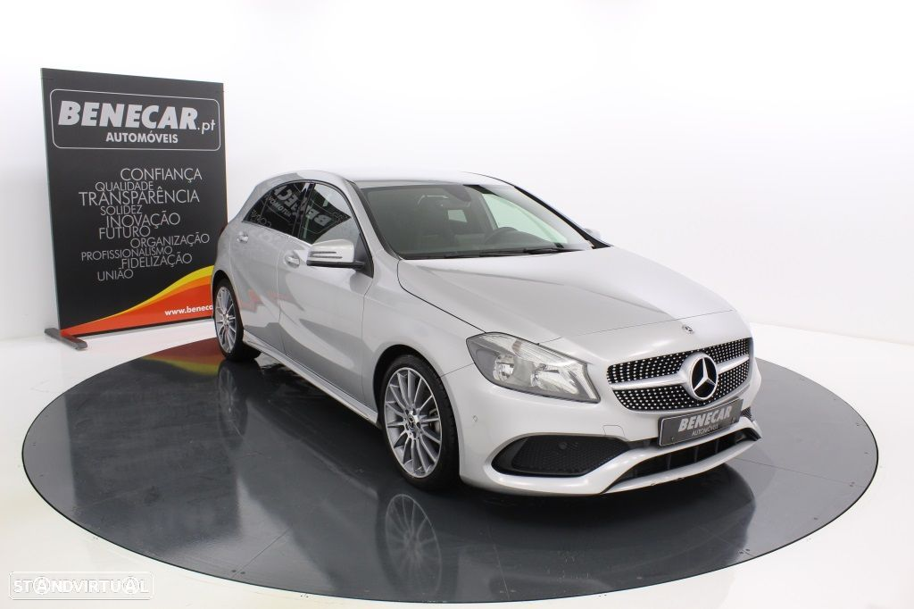 Mercedes-Benz A 180 CDi Final Edition Cx. Aut. - 11