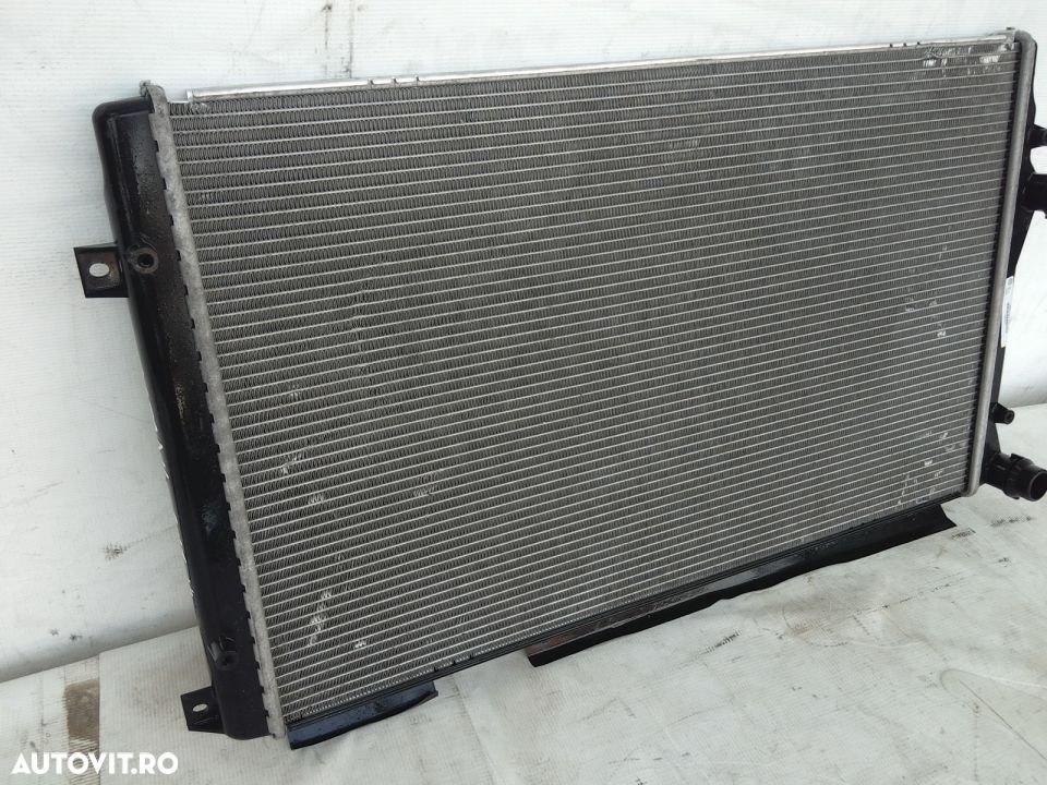 Radiator apa VW Golf 6 TDI An 2009-2012 cod 5K0121251G - 2