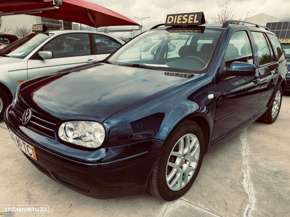 VW Golf Variant Highline - 1