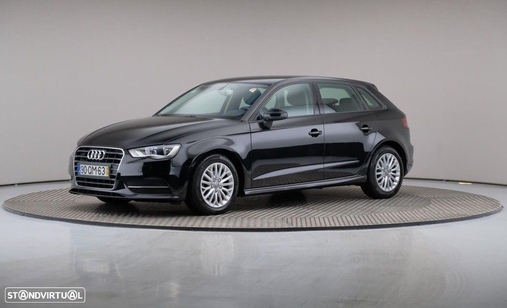 Audi A3 SB 1.6 TDi Attraction Ultra - 1