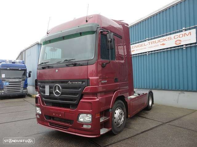 Mercedes Benz ACTROS 1844LS MEGASPACE (EPS WITH CLUTCH / AIRCONDITIONIN... - 1