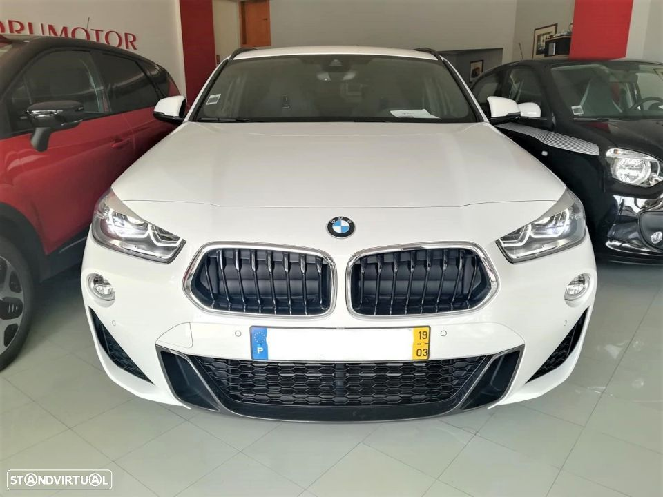 BMW X2 sDrive 16d Advantage Cx Auto Pack M - 15