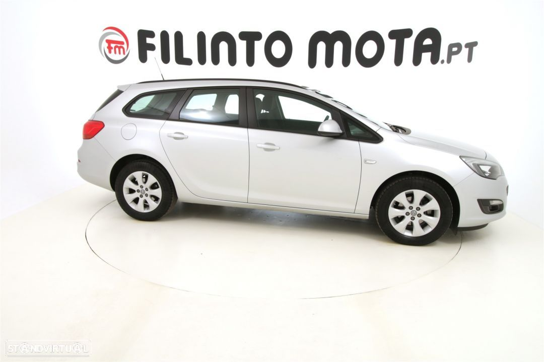 Opel Astra Sports Tourer 1.3 CDTi Selection S/S - 34