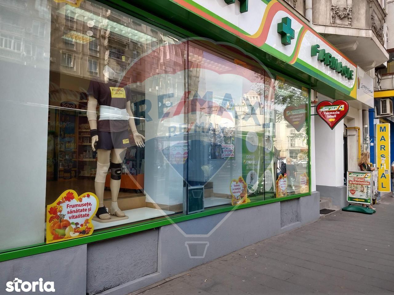 Spatiu Comercial de inchiriat, București (judet), Strada Biserica Amzei - Foto 2