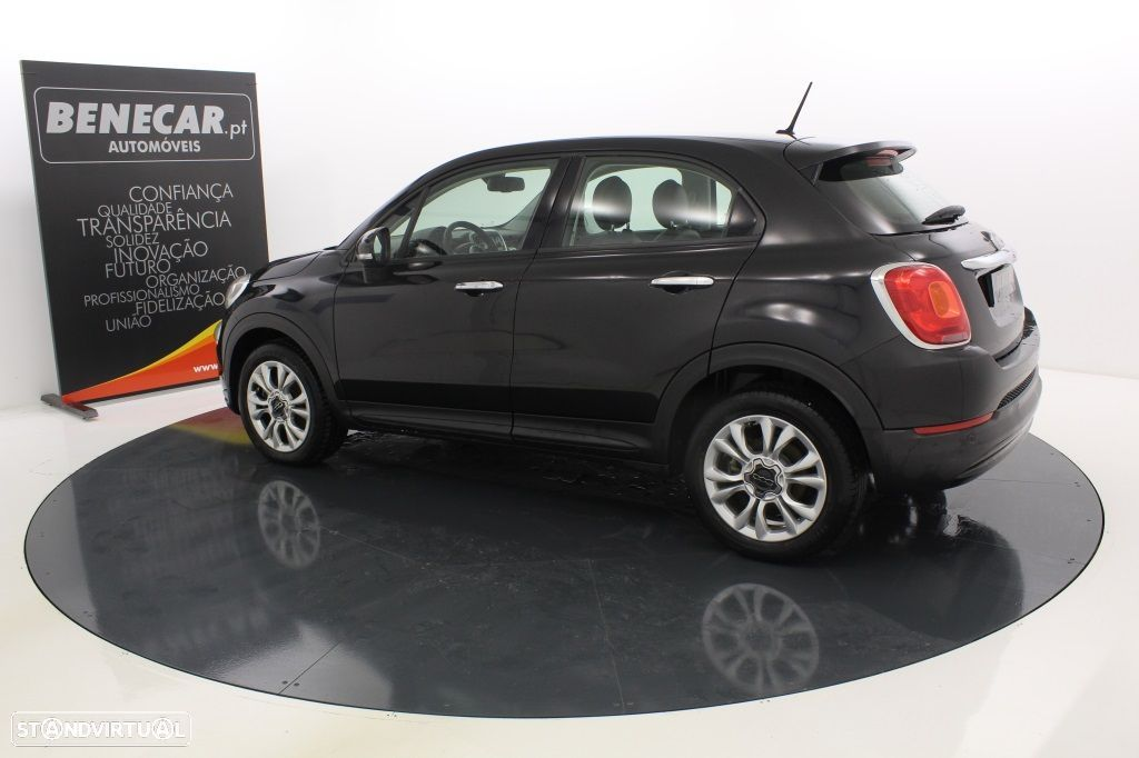 Fiat 500X 1.3 Multijet 95cv S/S POP STAR GPS - 4