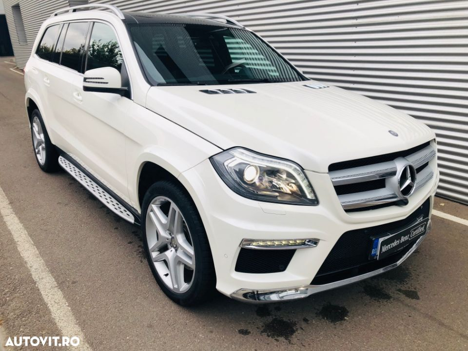 Mercedes-Benz GL GL - 1