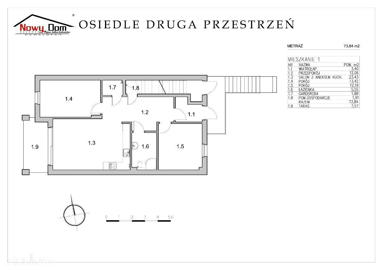 Dom na sprzedaż, Grudziądz, Chełmińskie Przedmieście - Foto 5