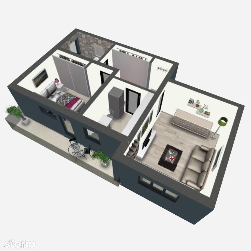 Apartament de vanzare, Iasi, Bucium - Foto 2