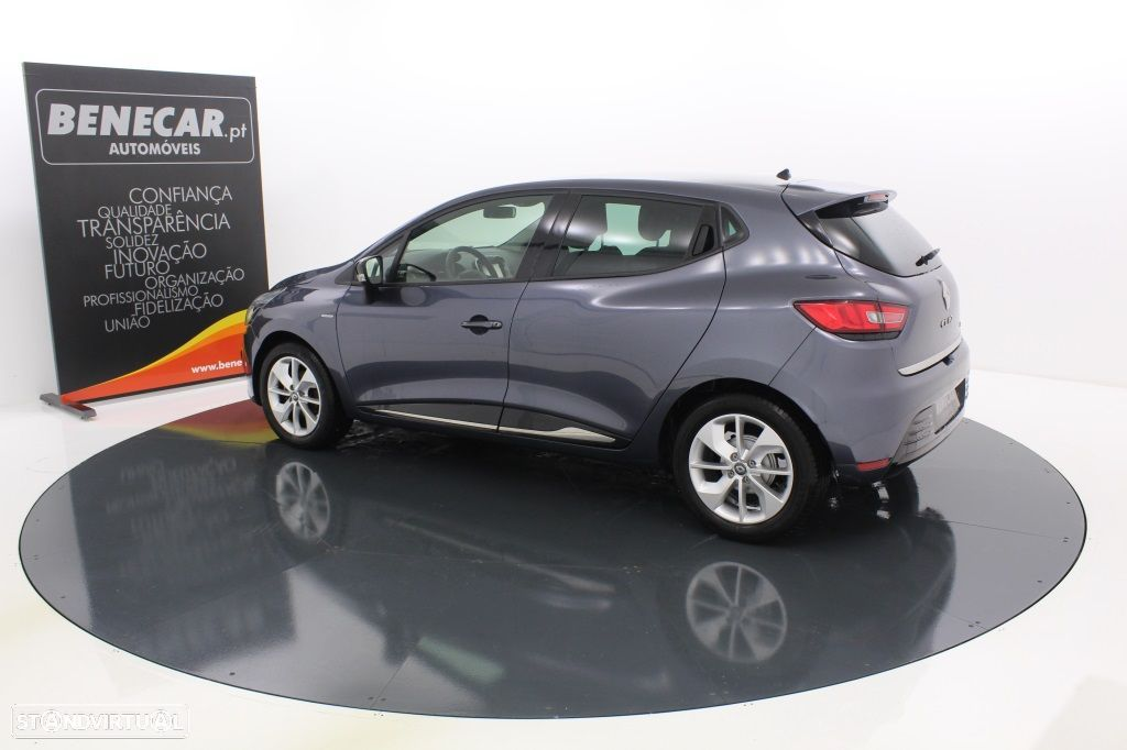 Renault Clio tCe Limited Edition 90cv S/S - 4