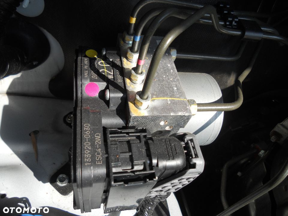 ABS pompa hamulcowa, pompa ABS D-max - 1