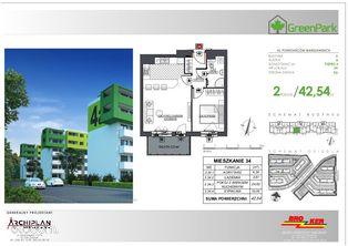 Nowe mieszkanie Stargard Gdański B34 - V Blok