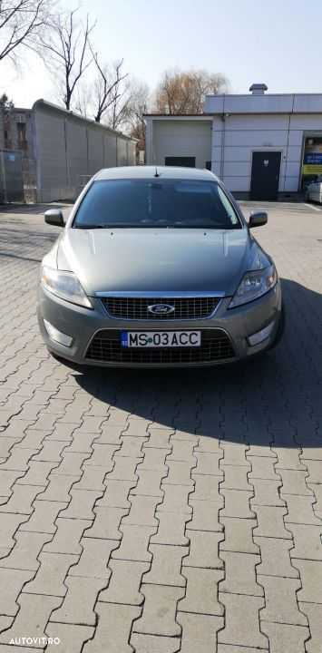 Ford Mondeo Mk4 - 2