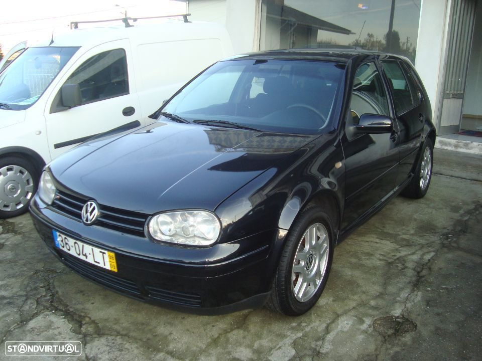 VW Golf IV 1.9 TDI 110cv - 1
