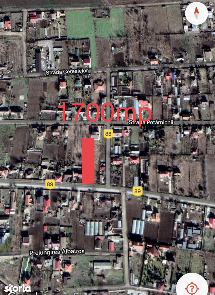 Teren de Vanzare, Constanța (judet), Ovidiu - Foto 13
